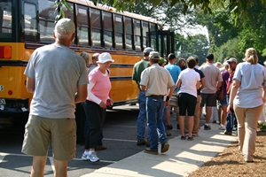 Nourse Farms Open House Bus Tour