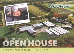 Nourse Farms Open House 2011