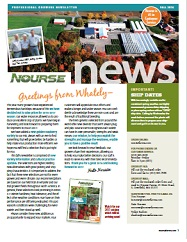 Nourse Farms Newsletters