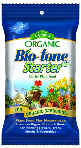 Bio-Tone® Starter Plus Soil Amendments Soil Amendments