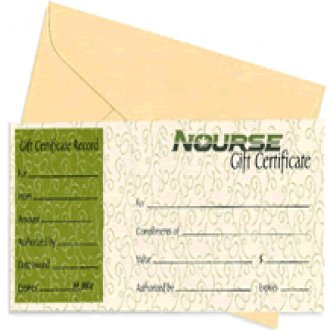 Gift Certificate Gift Certificates