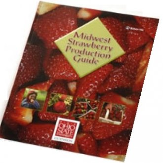 Midwest Strawberry Production Guide Books &  DVDs