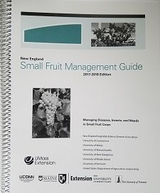 New England Small Fruit Pest Management Guide Grower Accessories Books &  DVDs