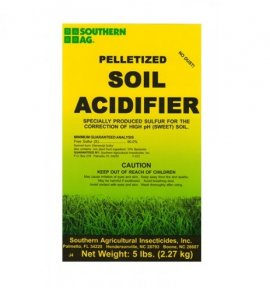 Soil Acidifier Soil Amendments Soil Amendments